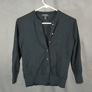 3 for $12- Medium J. Crew Cardigan